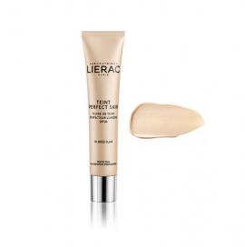 Lierac Teint Perfect Skin Illuminating Fluid SPF20 01 Light Beige 30ml,Make-Up φον ντε τεν SPF 20 Μπεζ Ανοιχτό, 30ml