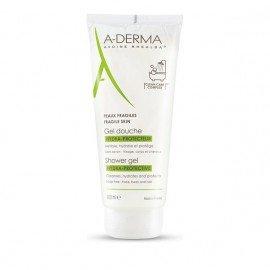 A-Derma Shower Gel Hydra-Protective Τζελ Καθαρισμού για όλη την Οικογένεια, 200ml