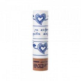 Korres Lip Balm Cocoa Butter Ενυδατική Φροντίδα για τα Χείλη με Βούτυρο Κακάο 4,5gr