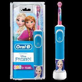 Oral-b Vitality Kids Ηλεκτρική Οδοντόβουρτσα Frozen για Παιδία 3+