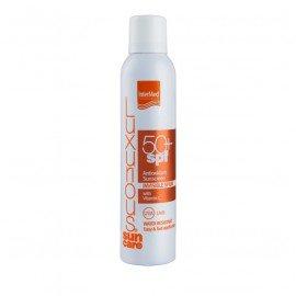 Intermed Luxurious Suncare Antioxidant Sunscreen Invisible Spray Water Resistant SPF50, Διάφανο Αντηλιακό Σπρέι Σώματος με Αντιοξειδωτική Σύνθεση, 200ml