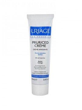 Uriage Pruriced Crème, Καταπραυντική Κρέμα Προσώπου & Σώματος 100ml