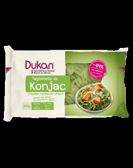 Dukan Ταλιατέλες με σπανάκι Bio, 200gr