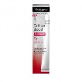 Neutrogena Cellular Boost De-Wrinkle Concentrate, Συμπυκνωμένη Αντιρυτιδική Κρέμα Προσώπου, 30ml