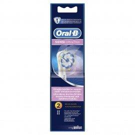 Oral-B Sensi Ultra Thin 2 Ανταλλακτικές Κεφαλές 1τμχ