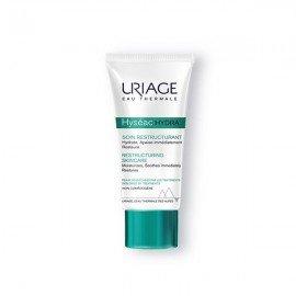 Uriage Hyséac Hydra Restructurant, Καταπραϋντική Ματ Κρέμα για Ξηρό Ακνεϊκό Δέρμα, Κατάλληλη κατά τη Διάρκεια Φαρμακευτικής Αγωγής, 40ml