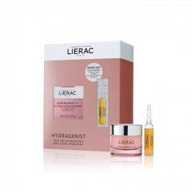 LIERAC Hydragenist Matt Moisturising Oxygenating Cream-Gel 50ml + Cica-Filler Anti-Wrinkle Repairing Serum 10ml Δωρεάν