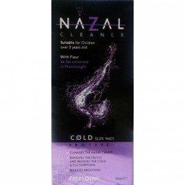 Frezyderm Nazal Cleaner Cold, Καθαρίζει τη Ρινική Κοιλότητα και Ελευθερώνει την Αναπνοή, 30ml