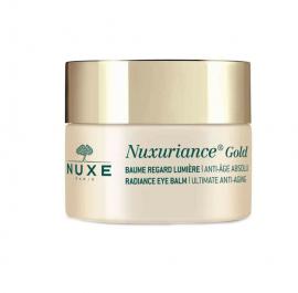 Nuxe Nuxuriance Gold Ultimate Anti-Aging Radiance Eye Balm, Αντιγηραντικό Balm Λάμψης Ματιών, 15ml
