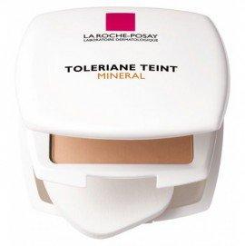 La Roche Posay TOLERIANE TEINT MINERAL Διορθωτικό Make Up σε Μορφή Πούδρας με SPF25 Απόχρωση Dore / Gold (15) για Κανονικό προς Μικτό Δέρμα, 9.5gr