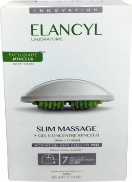 Elancyl Slim Massage + Slimming Concentrate Gel 200ml