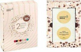 Panthenol Extra Πακέτο Προσφοράς 2 Weeks Beauty Diary 12 Μάσκες Ομορφιάς & 2 Scrubs για Κάθε Ανάγκη της Επιδερμίδας