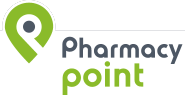 Pharmacy point footer logo